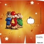 Sacolinha Surpresa Alvin e os Esquilos