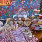 Saquinho de Balas Festa Junina da Maria Sofia