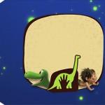 Tag Agradecimento O Bom Dinossauro