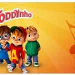 Toddynho Alvin e os Esquilos Desenho