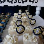 Topper Festa Coroa de Príncipe Azul