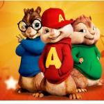 Tubetes Alvin e os Esquilos