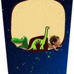 Bisnaga Flip Top O Bom Dinossauro