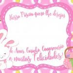 10 Cartões de Páscoa Bis - Rosa Coelho
