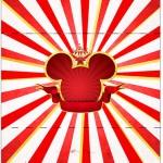 Bala Personalizada Kit Festa Mickey Circo