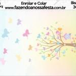 Bisnaga Brigadeiro 30gr Jardim das Borboletas