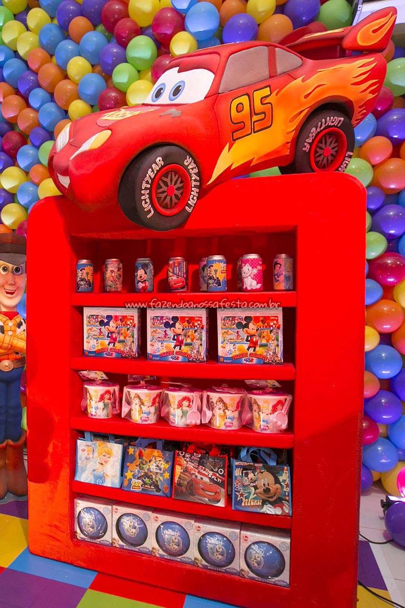 Brinquedos Lembrancinhas festa Disney Perylampo Festas