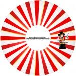CD DVD Mickey Circo