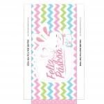 Caixa Barra de Chocolate para Páscoa-2-Verso