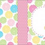 Caixa Bis Pequena para Pascoa Rosa 10