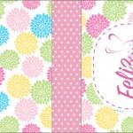 Caixa Bis Pequena para Pascoa Rosa 11