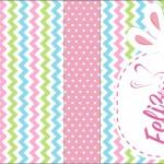 Caixa Bis Pequena para Pascoa Rosa 3