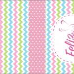Caixa Bis Pequena para Pascoa Rosa 4