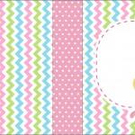 Caixa Bis Pequena para Pascoa Rosa 5