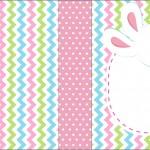 Caixa Bis Pequena para Pascoa Rosa 6