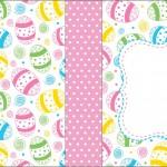 Caixa Bis Pequena para Pascoa Rosa 7
