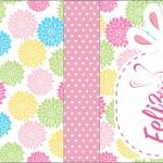 Caixa Bis Pequena para Pascoa Rosa 8