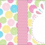 Caixa Bis Pequena para Pascoa Rosa 9