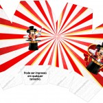 Caixa China in Box Mickey Circo