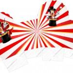 Caixa Cupcake Mickey Circo