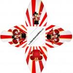 Caixa Mickey Circo
