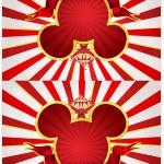 Cartao Agradecimento de Mesa Mickey Circo