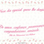 Cartao Bis Dia Internacional das Mulheres 3