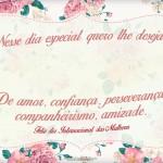 Cartão para Dia Internacional da Mulher 2