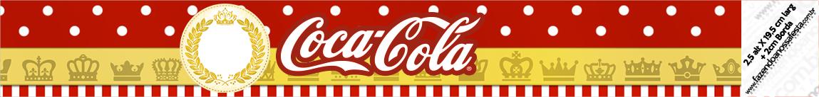 Coca-cola Realeza Vermelho