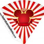 Cone Guloseimas Mickey Circo
