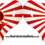 Convite Xicara Mickey Circo