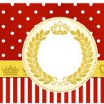 Copo Brigadeiro Realeza Vermelho