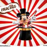 Creminho Nucita Mickey Circo