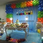 Mesa dos doces Tema Brinquedos do Davi 2