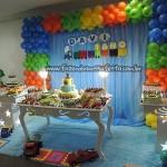 Festa Brinquedos do Davi