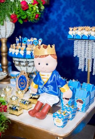 Decoração Ideias para Festa Príncipe Arthur
