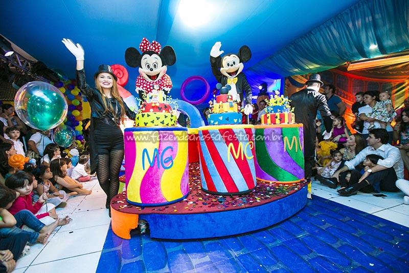 Decoracao festa Disney Perylampo Festas