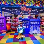 Perylampo recria tema Disney em uma festa histórica com projeto inédito