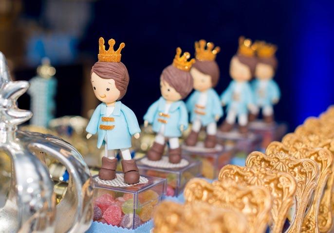 Detalhes 3 - Ideias para Festa Príncipe Arthur