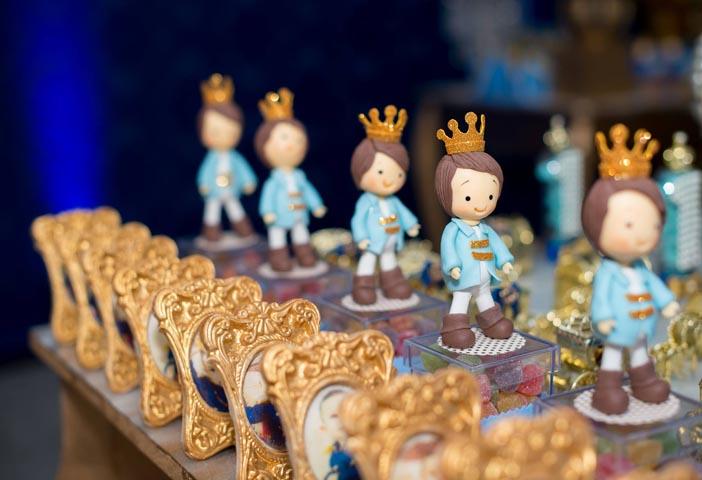 Detalhes - Ideias para Festa Príncipe Arthur