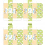 Embalagem Baton para Pascoa - Gratis para Imprimir