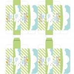 Embalagem Baton para Pascoa - Gratis para Imprimir em Casa