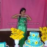Festa Frozen da Isabel - Princesa