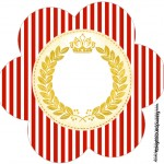 Flor Realeza Vermelho