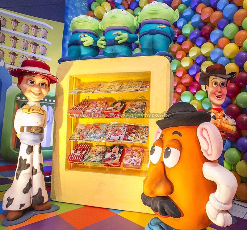 Lembrancinhas 2 festa Disney Perylampo Festas