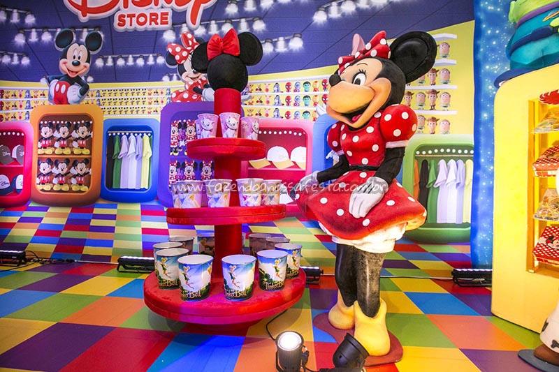 Lembrancinhas festa Disney Perylampo Festas