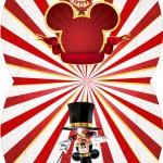 Maleta Sacolinha Surpresa Mickey Circo - Parte 2