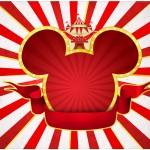 Marmita 500gr Mickey Circo
