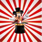 Mini Confeti Mickey Circo