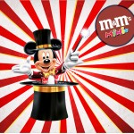 Mini M&M Mickey Circo